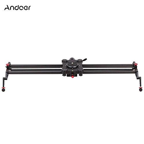 Andoer GP-80QD 80cm Carbon Fiber Motorisierte...