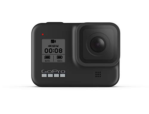 GoPro HERO8 Black - Wasserdichte 4K-Digitalkamera mit...