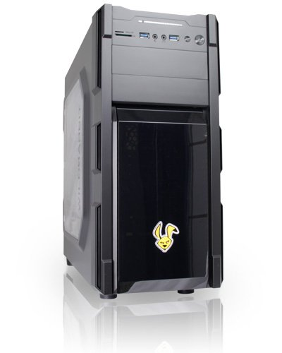 Ankermann Rabbit Gaming Gamer PC Intel i5-9400F 6X...