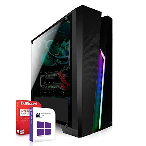Gamer PC AMD Athlon 3000G 4 Threads 3.5GHz  Marken...