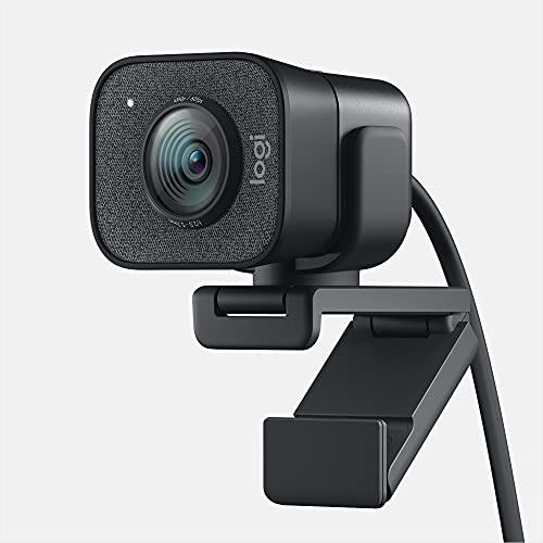 Logitech StreamCam - Livestream-Webcam für Youtube und...