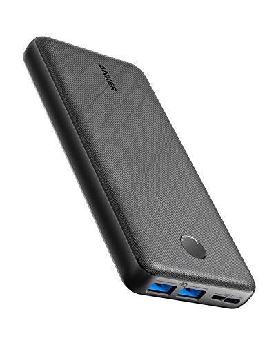 Powerbank Anker PowerCore Essential, 20000mAh externer...