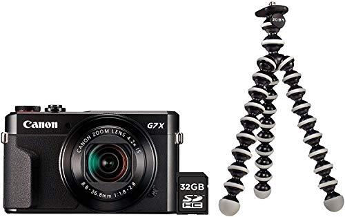 Canon PowerShot G7X Mark II Kamera Vlogging Kit inkl....
