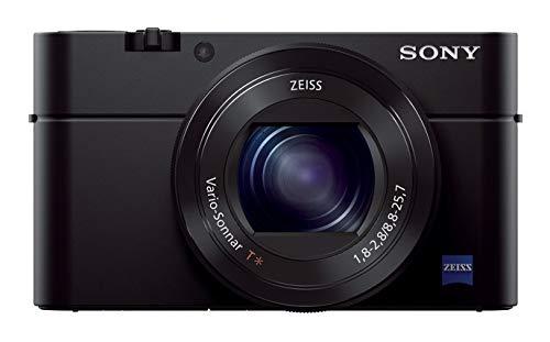 Sony RX100 III | Premium-Kompaktkamera (1,0-Typ-Sensor,...