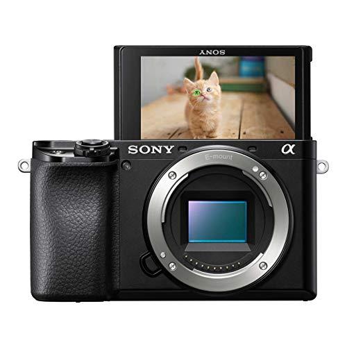 Sony Alpha 6100 | APS-C Spiegellose Kamera ( Schneller...