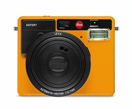 Leica 'Sofort' Sofortbildkamera orange