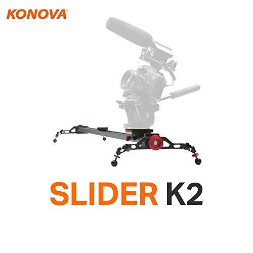 KONOVA Kamera Slider K2-100cm fur Video-DSLR