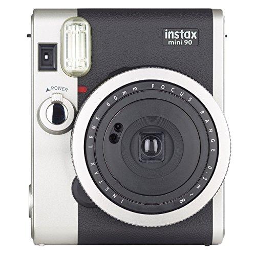 Fujifilm Instax Mini 90 Neo Classic Kamera, Schwarz