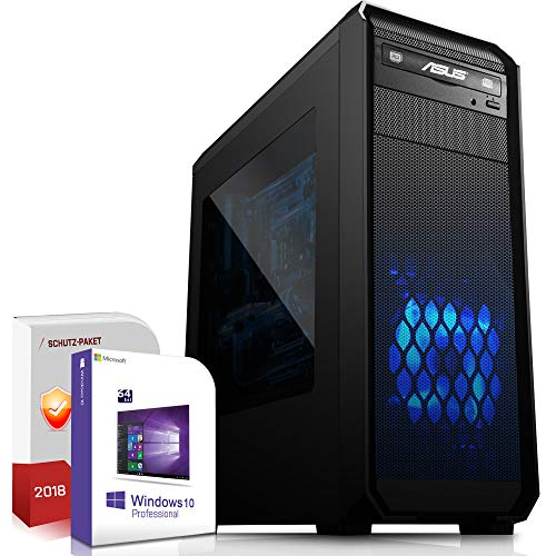 Gamer PC AMD FX-8100 8x2.8GHz |ASUS Board|16GB DDR3|1000GB HDD|Nvidia GTX1660...
