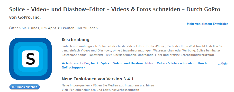 splice-video-und-diashow-editor-videos-fotos-schneiden-durch-gopro
