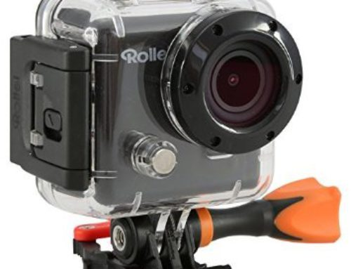 Action-Cams im Test: Rollei 410