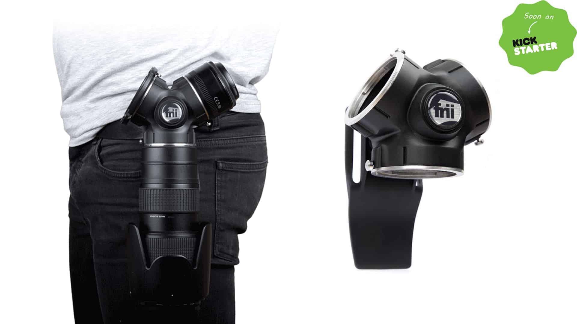 Die TriLens Objektivhalterung – Was steckt hinter dem innovativen Fotografen-Gadget?